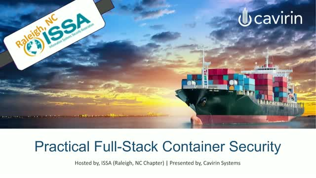 Practical Full-stack Container Security