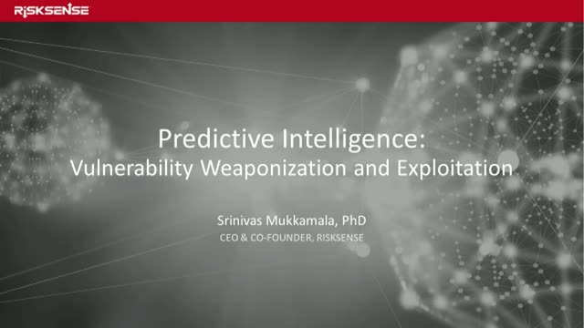 Predictive Intelligence: Vulnerability Weaponization and Exploitation