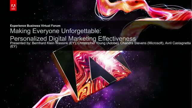 Making Everyone Unforgettable: Personalized Digital Marketing Effectiveness