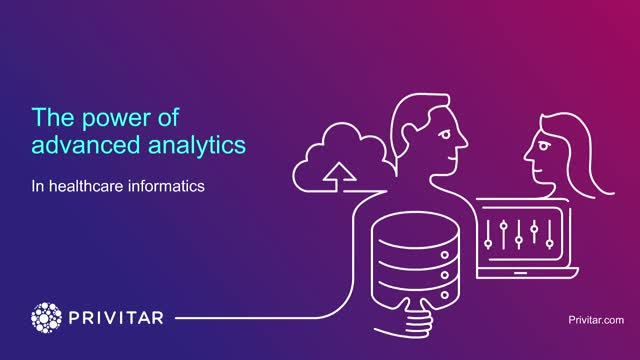 The Power of Advanced Analytics in Healthcare Informatics