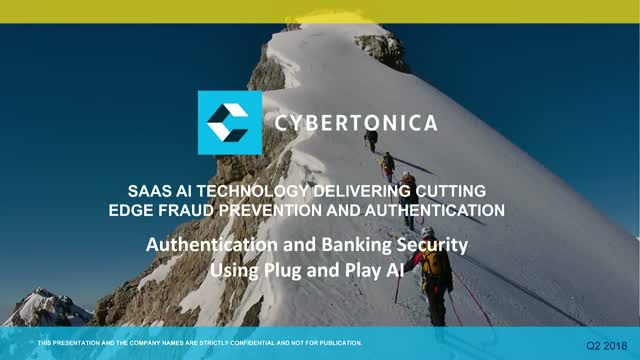 Authentication and Banking Security using Plug and Play AI