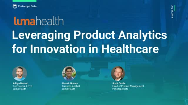 Luma Health: Leveraging Product Analytics for Innovation in Healthcare