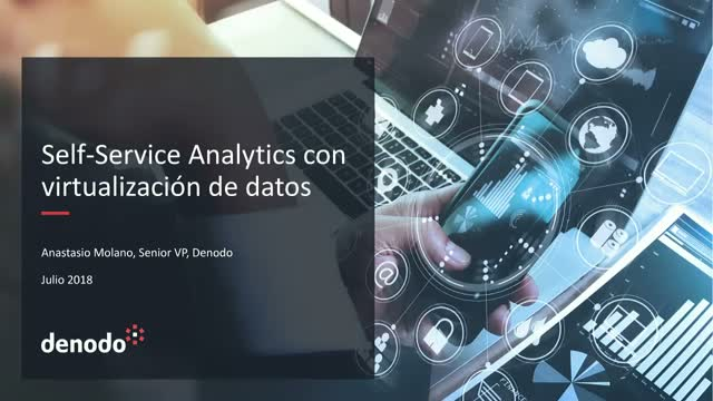 Self-service Analytics con Virtualización de Datos