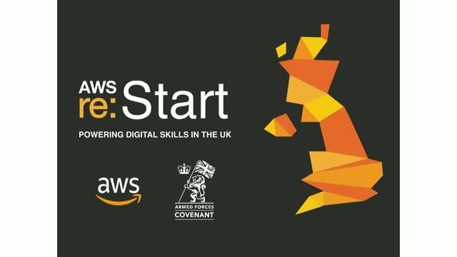 Help us Close the Digital Skills Gap with AWS re:Start