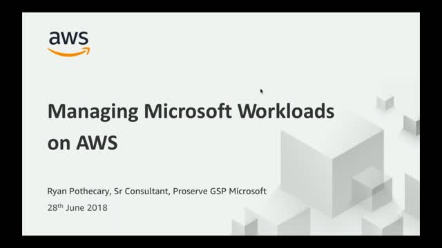 Managing your Microsoft Workloads in the Cloud