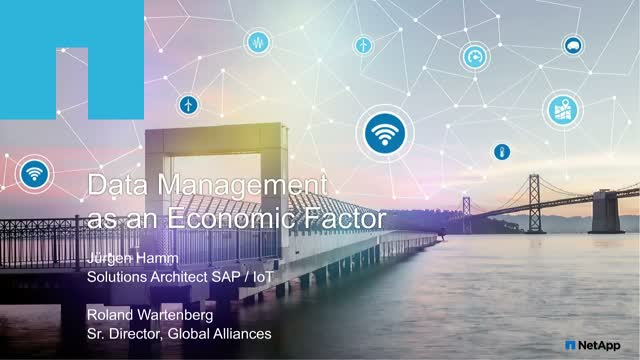 Enable SAP Predictive Maintenance/Analytics with IoT Data