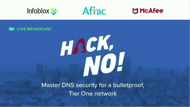 Master DNS Security for a Bulletproof, Tier One Network