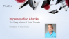 Impersonation: The Many Masks of Email Threats