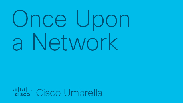 Once Upon a Network
