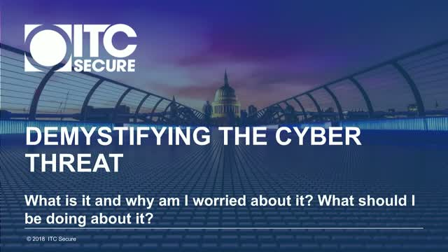 How Family Offices Can Demystify the Cyber Threat