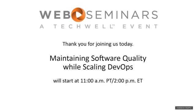 Maintaining Software Quality while Scaling DevOps
