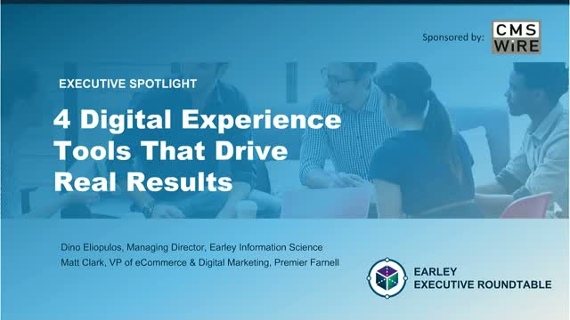 4 Digital Experience Tools That Drive Real Results
