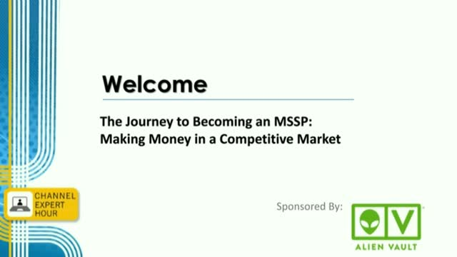 Adding the S to MSP: Making Money in a Competitive Market