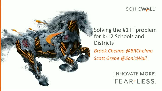 Solving Top IT Challenges for K12 Schools, Campuses & Districts