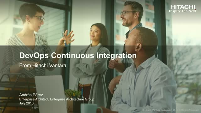 Driving DevOps Success with Continuous Integration