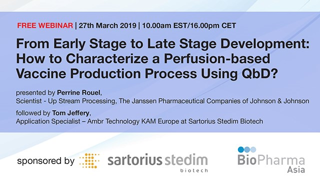 FROM EARLY STAGE TO LATE STAGE DEVELOPMENT: HOW TO CHARACTERIZE A PERFUSION-...