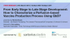 From Early Stage to Late Stage Development: How to Characterize a Perfusion-base