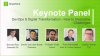 Keynote Panel: DevOps & Digital Transformation - How to Overcome Challenges
