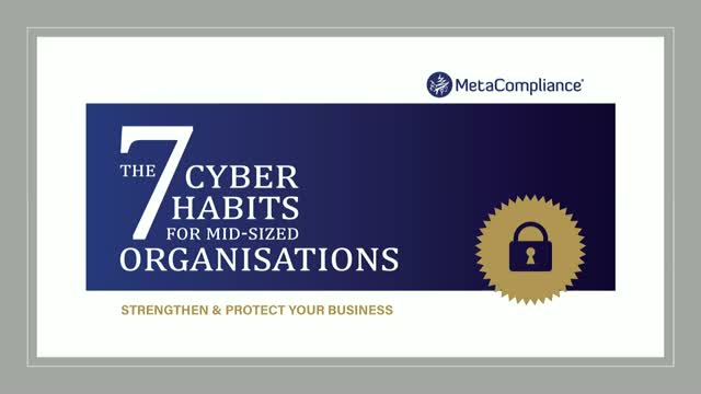 7 Cyber Habits for Mid-sized Organisations