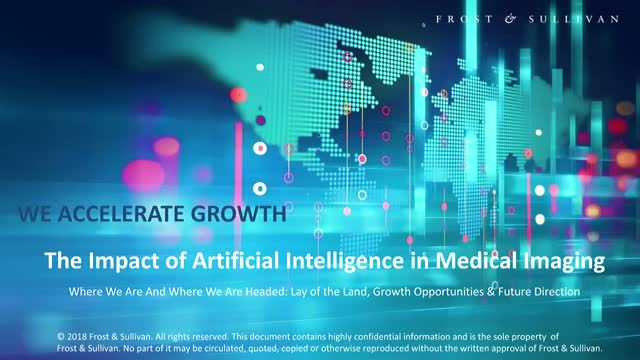 The Impact of Artificial Intelligence in Medical Imaging