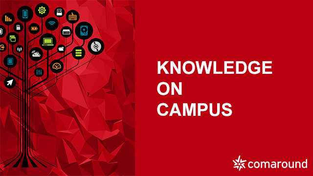 Live Webinar: Higher education - Knowledge on campus