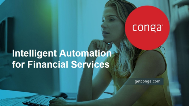 Intelligent Automation for Financial Services