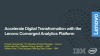 Accelerate Digital Transformation with a Converged Analytics Platform