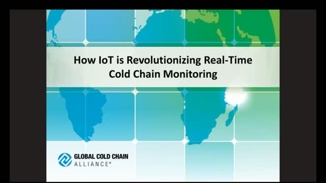 How IoT is Revolutionizing Real-Time Cold Chain Monitoring