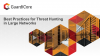 Best Practices for Threat Hunting in Large Networks