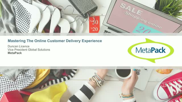 Mastering The Customer Delivery Experience