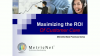 Maximizing The ROI Of Customer Care