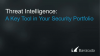 Why Threat Intelligence should be a key tool in your security portfolio