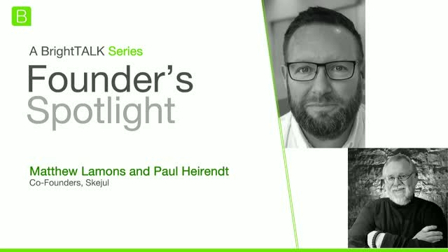 [Ep.17] Founders' Spotlight: Matthew Lamons & Paul Heirendt, Co-Founders- Skejul