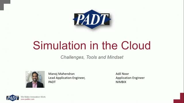 Simulation in the Cloud - Challenges, Tools & Mindsets