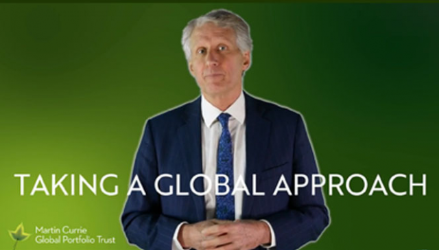 Taking a global approach: Introducing the Martin Currie Global Portfolio Trust