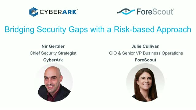 CIO Insights: Bridging Security Gaps with a Risk-based Approach