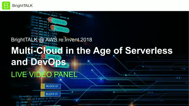 Multi-Cloud in the Age of Serverless and DevOps