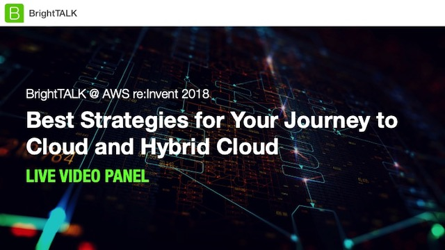Best Strategies for your Journey to Cloud and Hybrid-cloud