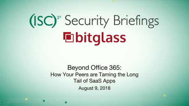 Beyond Office 365: How Your Peers are Taming the Long Tail of SaaS Apps
