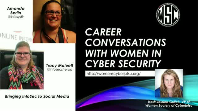 Career Conversations w/ Twitter Queens Tracy and Amanda