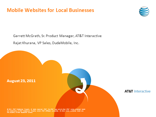 Mobile Websites for Local Businesses