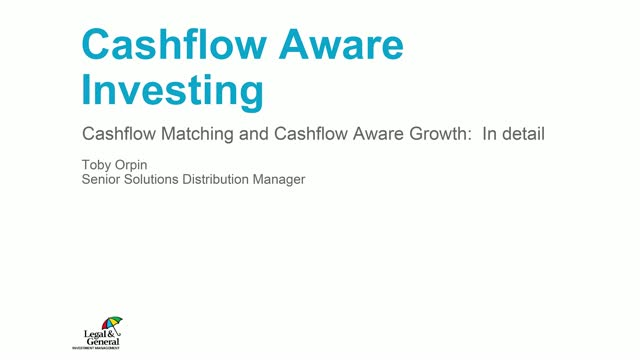 Cashflow Aware Investing: In detail