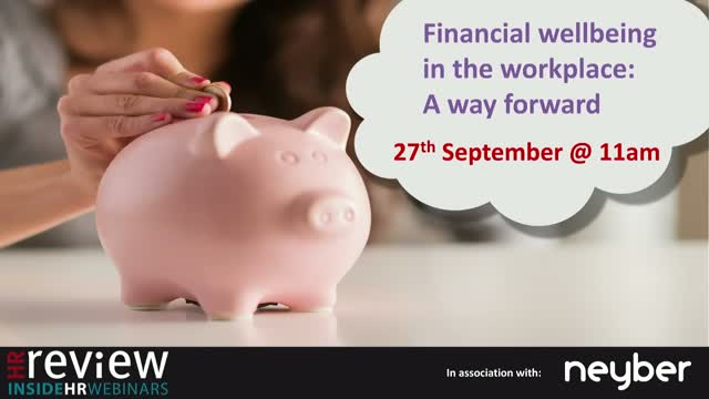 Financial wellbeing in the workplace: A way forward