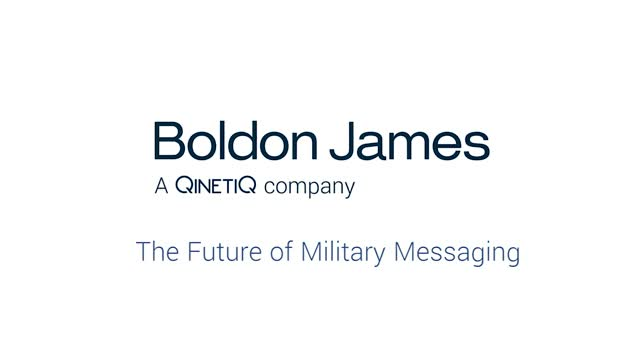The Future of Military Messaging