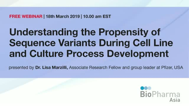 Understanding the Propensity of Sequence Variants During Cell Line & Culture...