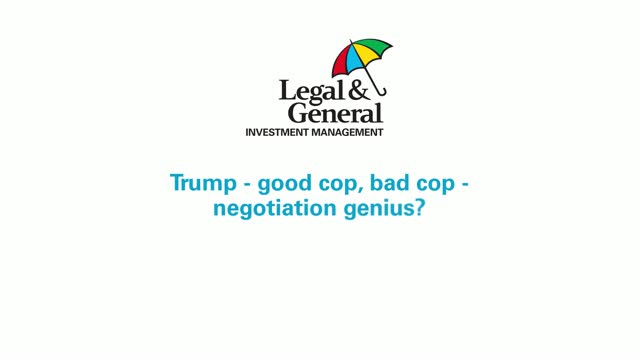 Trump – good cop, bad cop – negotiation genius?