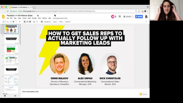 How to Get Sales Reps to Actually Follow Up with Marketing Leads