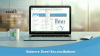 Reconciling Balance Sheets with Excel4apps