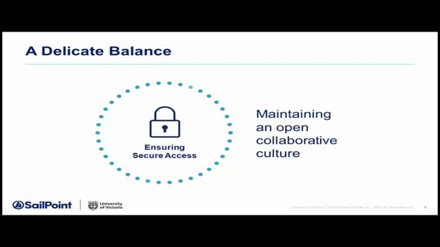 How University of Victoria Balances Open Collaboration with Information Security