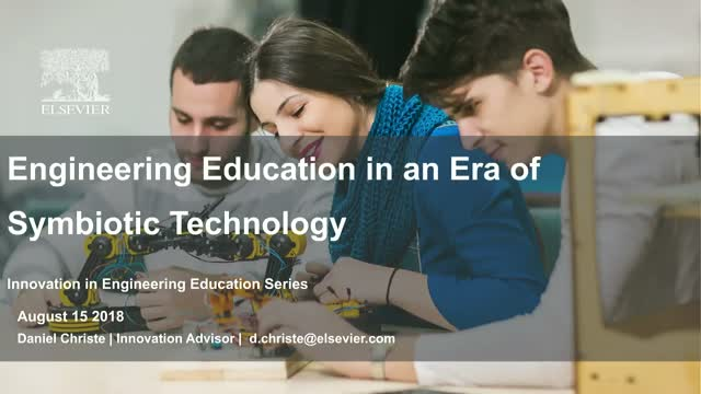 Engineering Learning & Research in an Era of Symbiotic Technology